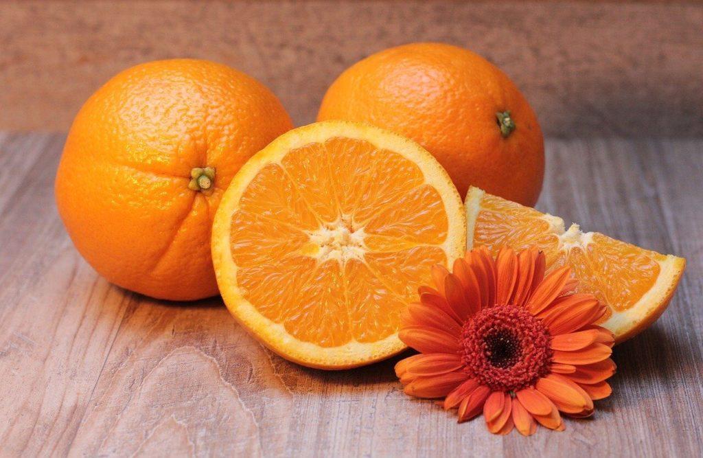 心の疲れに効くアロマ❷:スイート・オレンジ