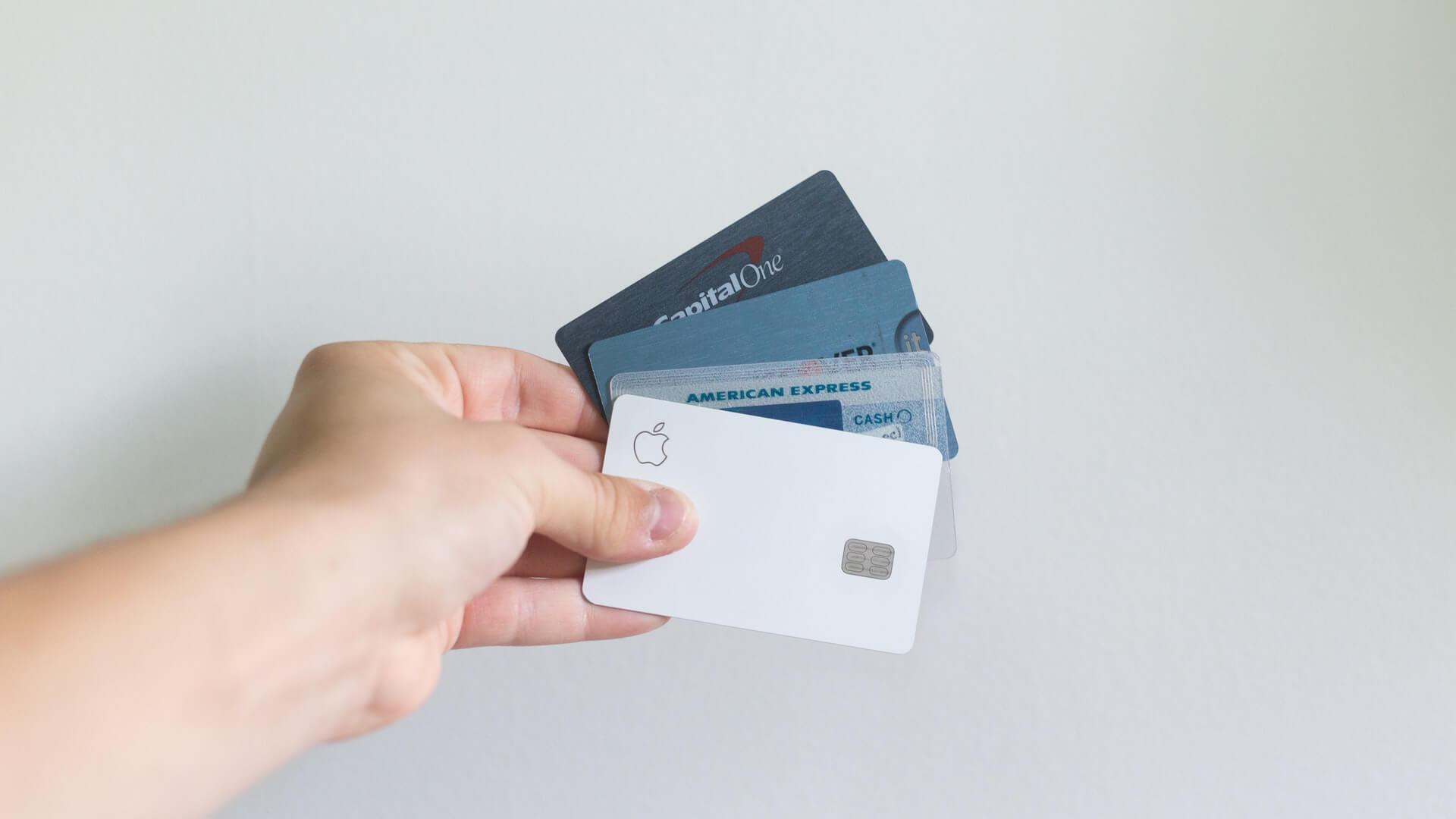 Kyashカードの種類